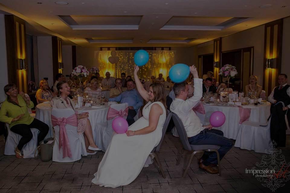 Bernadett-ceremóniamester esküvő