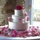 Esküvőitorta-hagyományos