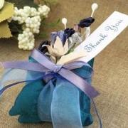 esküvői ajándék aromazsák