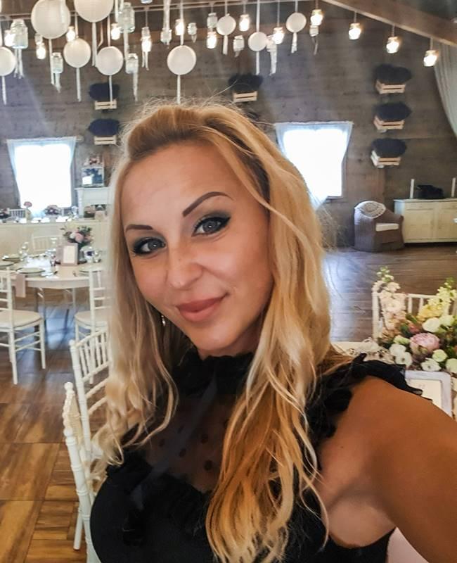 Csepi Bernadett női ceremóniamester