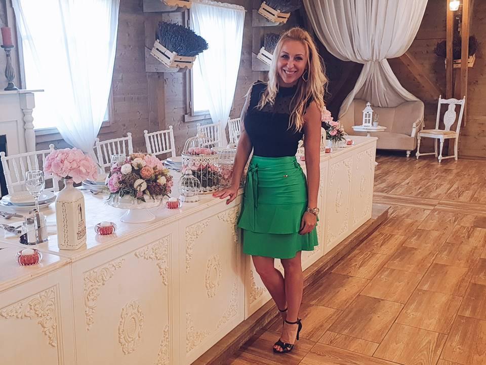 női ceremóniamester Csepi Bernadett